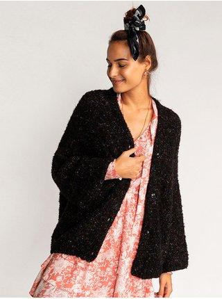 Billabong SWEET LIFE black dámský svetr - černá