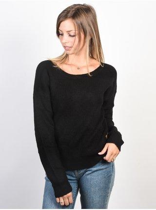 Element BOLD black svetr dámský - černá