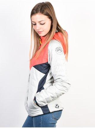 Picture Chloe Primaloft® GREY zimní dámská bunda - černá