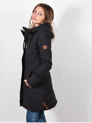 Alife and Kickin HannaAK MOONLESS zimní dámská bunda - černá