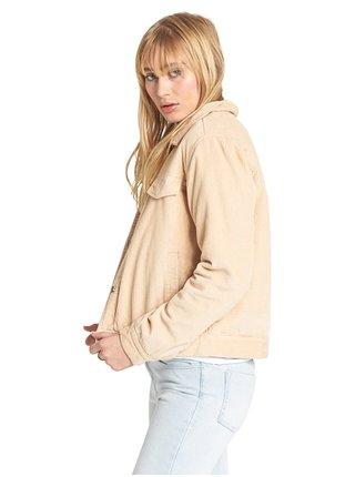 Element FINDERS BLUSH podzimní bunda pro ženy - béžová