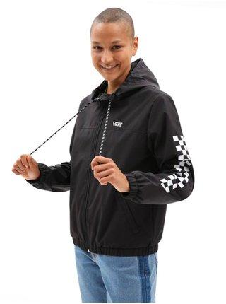 Vans KASTLE CLASSIC black podzimní bunda pro ženy - černá