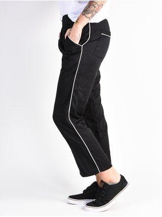 RVCA SHIFTLESS black plátěné kalhoty dámské - černá