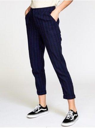 RVCA SCOUT NAVY plátěné kalhoty dámské - černá