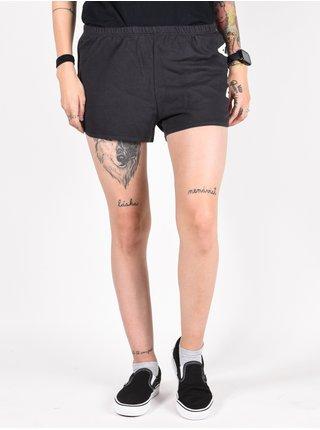 Billabong LEGACY black dámské riflové kraťasy - černá