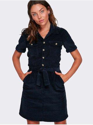 Element MARLO ECLIPSE NAVY krátké letní šaty - modrá