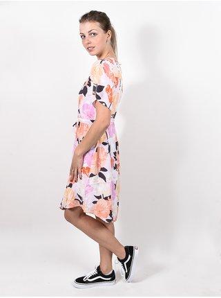 Rip Curl ISLAND LILAC krátké letní šaty - růžová
