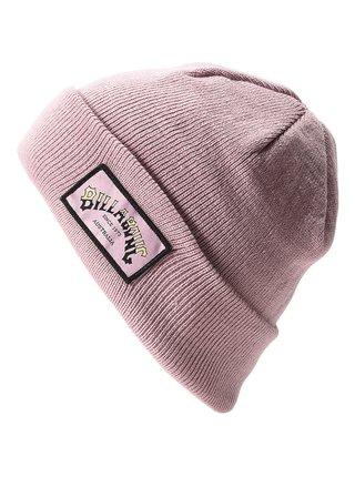 Billabong ORIGIN MAUVE dámská čepice - růžová