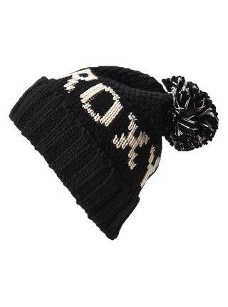 Roxy TONIC TRUE BLACK dámská čepice - černá