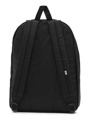 Vans REALM ORCHID PATCHWORK batoh do školy - černá