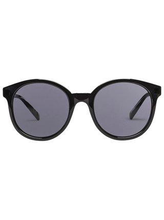Vans RISE AND SHINE BLACK/SMOKE LENS sluneční brýle pilotky - černá