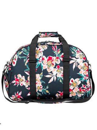 Roxy FEEL HAPPY ANTHRACITE WONDER GARDEN S cestovní taška - barevné