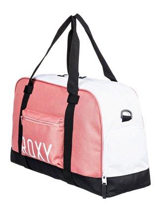 Roxy ENDLESS OCEAN Dusty Rose cestovní taška - černá