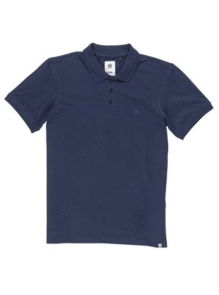 Element FREDDIE ECLIPSE NAVY dětské triko s krátkým rukávem - modrá