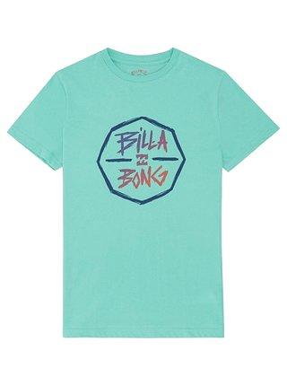 Billabong OCTO LIGHT AQUA dětské triko s krátkým rukávem - modrá