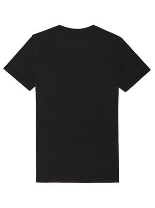 Billabong TUCKED black dětské triko s krátkým rukávem - černá