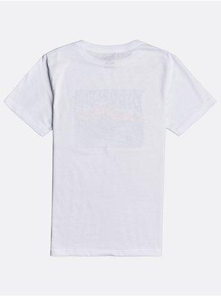 Billabong MT ROCK white dětské triko s krátkým rukávem - bílá