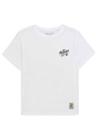 Element LIBERTY OPTIC WHITE dětské triko s krátkým rukávem - bílá