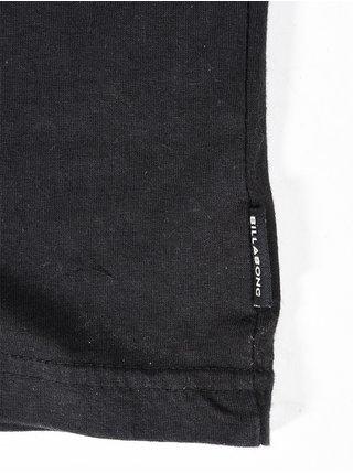 Billabong EXPOSURE black dětské triko s dlouhým rukávem - černá