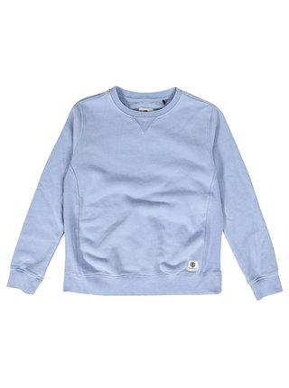 Element NEON BLUE FADE mikiny přes hlavu dětská - modrá