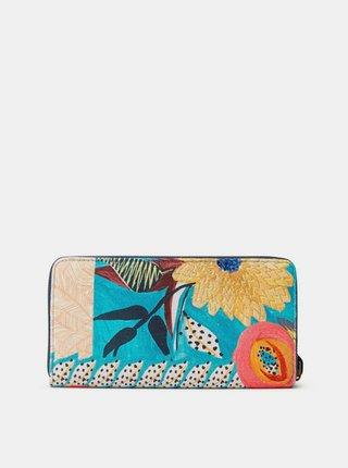 Desigual farebné peňaženka Mone Tricyrtis Fiona