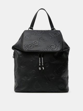 Desigual čierne ruksak Back Colorama Loen Black