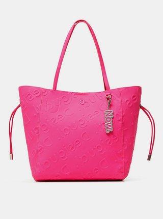 Desigual růžová kabelka Bols Colorama Norwich