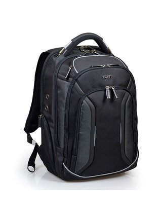PORT DESIGNS MELBOURNE BP batoh na 15,6'' notebook a 10 tablet, RFID, černý