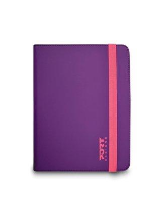 PORT DESIGNS NOUMEA univerzální pouzdro na tablet 9/10 fialovo-růžové