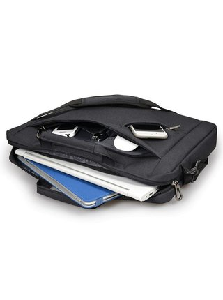 """PORT DESIGNS SYDNEY Toploading brašna na 10/12"""" notebook a 10,1'' tablet, černá"""