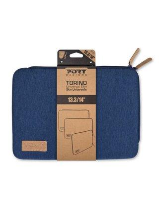 """PORT DESIGNS TORINO pouzdro na 13,3/14"""" notebook, modré"""