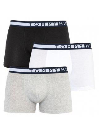 3PACK pánské boxerky Tommy Hilfiger vícebarevné