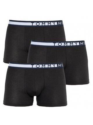 3PACK pánské boxerky Tommy Hilfiger černé
