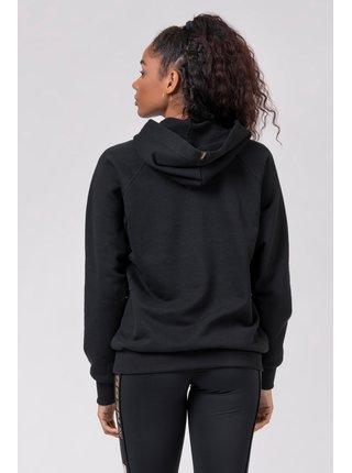 "Černá dámská mikina ""INTENSE FOCUS"" 825"