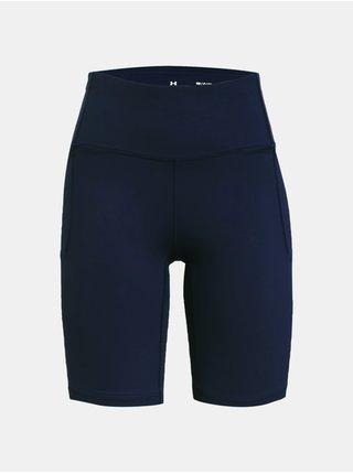 Kraťasy Under Armour UA Meridian Bike Shorts - tmavě modrá