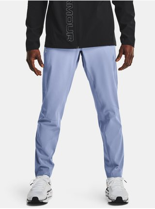 Kalhoty Under Armour OUTRUN THE STORM SP PANT - modrá