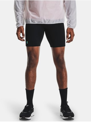 Kraťasy Under Armour Rush Run Half Tight - černá