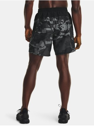 Kraťasy Under Armour UA Speed Stride Print Short - černá