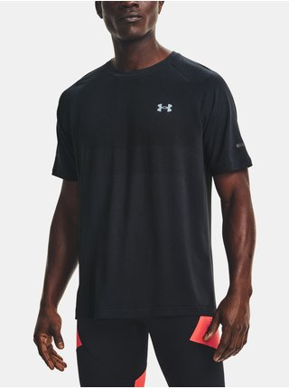 Tričko Under Armour UA Vanish Seamless Run SS - šedá