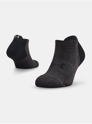 Ponožky Under Armour ArmourDry Run No Show - černá