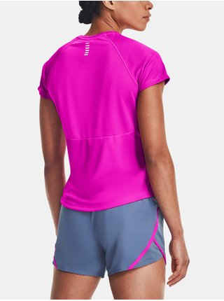 Tričko Under Armour Speed Stride Short Sleeve - růžová