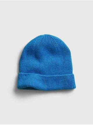 Modrá pánská čepice GAP