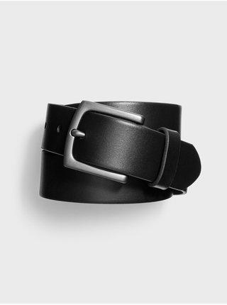 Černý pánský pásek GAP