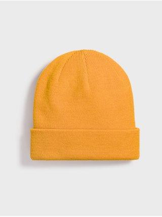 Žlutá pánská čepice GAP