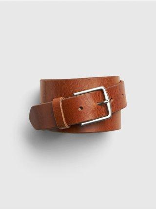 Hnědý pánský pásek new classic belt