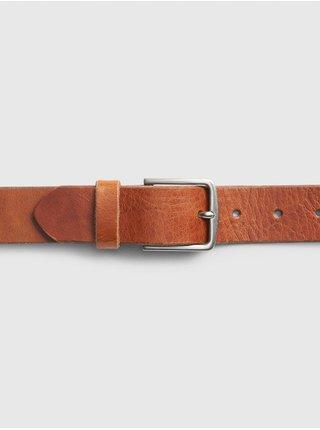 Opasok new classic belt Hnedá