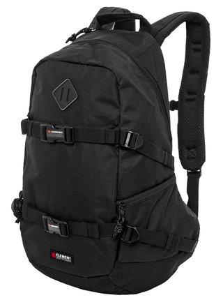 Element JAYWALKER all black batoh do školy - černá