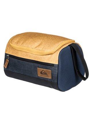 Quiksilver CAPSULE II HONEY HEATHER toaletní taška pro muže - modrá