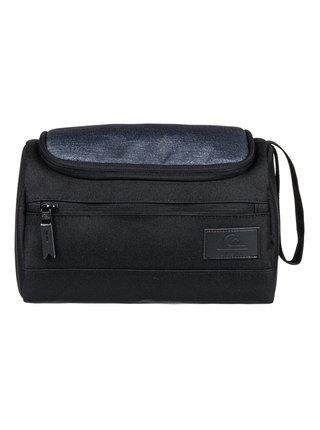 Quiksilver CAPSULE II black toaletní taška pro muže - černá