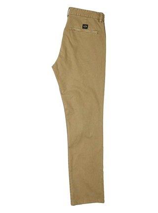 Billabong 73 CHINO GRAVEL plátěné kalhoty pánské - béžová